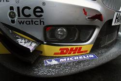 #16 Marc VDS BMW Z4: Markus Palttala, Maxime Martin