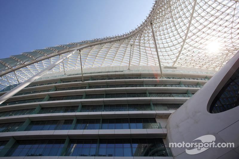 The Yas Viceroy Abu Dhabi Hotel