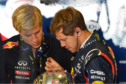 Sebastian Vettel, Red Bull Racing with Heikki Huovinen, Personal Trainer