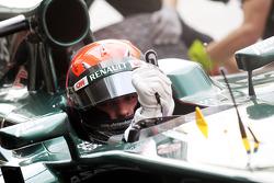 Alexander Rossi, Caterham Test Driver