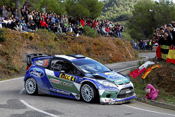 Petter Solberg y Chris Patterson, Ford Fiesta RS WRC, Ford World Rally Team