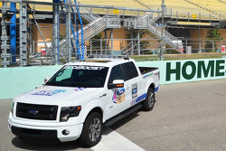 The official Ford safety vehicles for the season finale at Homestead-Miami Speedway