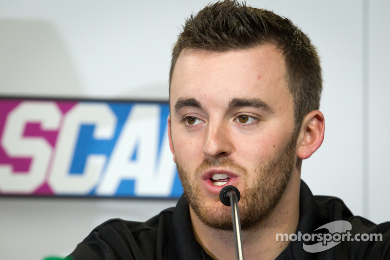Championship contenders press conference: Austin Dillon, Richard Childress Racing Chevrolet