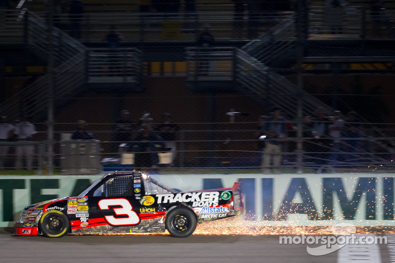 Ty Dillon, Richard Childress Racing Chevrolet crashes