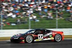 #17 Ferrari of Brazil: Francisco Longo