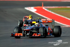 Lewis's final race for Vodafone McLaren Mercedes will be on Brazilian GP