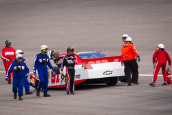 Regan Smith, Phoenix Racing Chevrolet gestopt