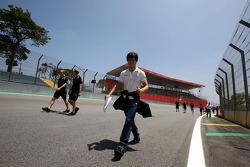 Ma Qing Hua, Hispania Racing F1 Team,