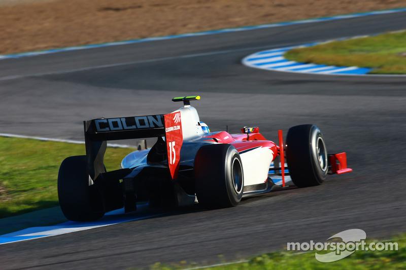 Marcus Ericsson, Scuderia Coloni