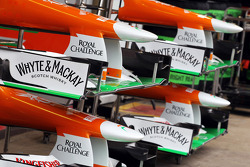 Sahara Force India F1 front wings
