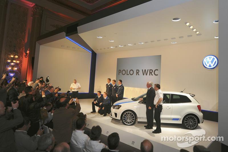 Volkswagen WRC presentation
