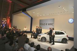 Volkswagen WRC presentatie