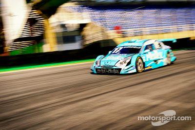 Stock Car brésilien à Interlagos