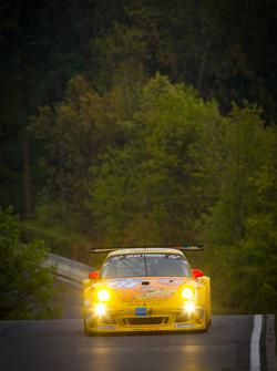 #27 Timbuli Racing Porsche 911 GT3 R: Marc Hennerici, Marco Seefried, Dennis Busch, Norbert Siedler