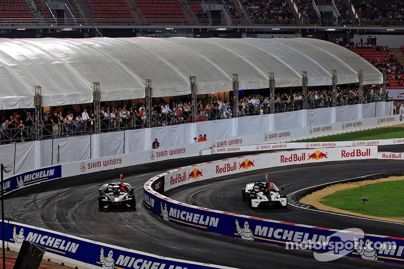 Michael Schumacher vs Romain Grosjean