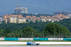#53 Mazda 3: Nazir / Ridzuan / Khairul - Brothers in Racing