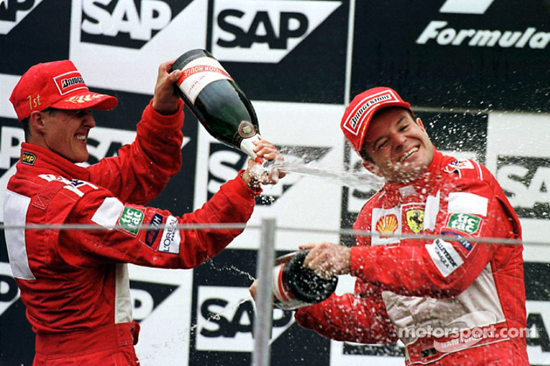 A Ferrari é a equipe que mais venceu a prova, com nove triunfos ao todo.