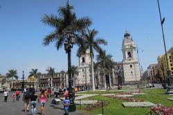 El Dakar en Lima, Perú