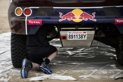 #303 Buggy: Carlos Sainz, Timo Gottschalk test near Lima, Peru