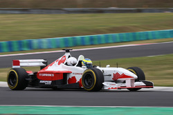 Zsolt Baumgartner, 2 koltuklu F1 deneyimi pilotu