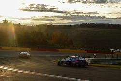 #16 Black Falcon Mercedes-AMG GT3: Олівер Морлі, Мігель Торіл, Максімільян Гьоц, Марвін Кірхгофер