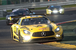 #15 Black Falcon Mercedes-AMG GT3: Бретт Сандберг, Доре Хапонік, Скотт Екерт, Єрун Блекемолен