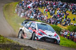 Esapekka Lappi, Toyota Yaris WRC