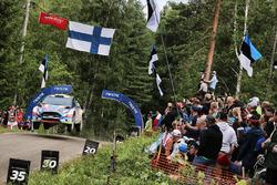 Макс Ватанен и Жак Ренуччи, Ford Fiesta R5