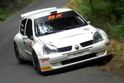 Роберт Кубица, Rally Coppa Citta di Lucca, Renault