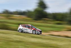 Бриан Буффье и Жильбер Дини, Ford Fiesta R5, Gemini Clinic Rally Team