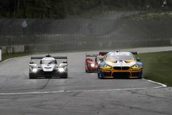 #96 Turner Motorsport BMW M6 GT3: Jesse Krohn, Jens Klingmann