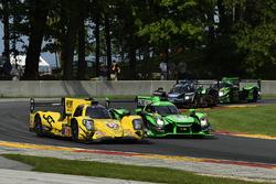 #85 JDC/Miller Motorsports ORECA 07: Stephen Simpson, Mikhail Goikhberg, #22 Tequila Patron ESM Nissan DPi: Pipo Derani, Johannes van Overbeek