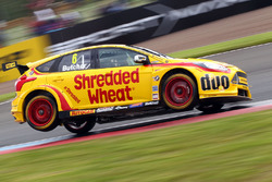 Rory Butcher, Team Shredded Wheat Racing Duo Ford Focus'la