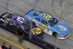 Daniel Hemric, Richard Childress Racing Chevrolet ve Ty Dillon, Richard Childress Racing Chevrolet