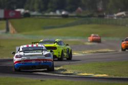 #12 Bodymotion Racing Porsche Cayman GT4: Cameron Cassels, Trent Hindman