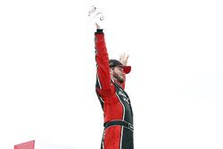 Race winner Jeremy Clements, Jeremy Clements Racing Chevrolet