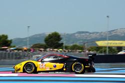 #66 JMW Motorsport, Ferrari F458 Italia: Robert Smith, Jody Fannin, Jonathan Cocker