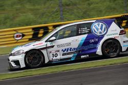 #10 Racingline PERFORMANCE GOLF TCR