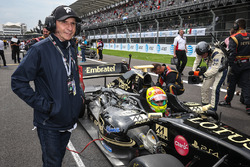 Pietro Fittipaldi, Lotus, Emerson Fittipaldi