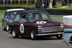 St Mary's Trophy: Michael Caine Rob Huff A40