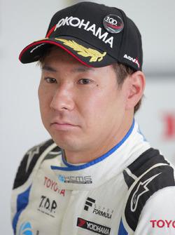 小林可夢偉(Kamui Kobayashi / KCMG)