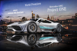 Präsentation: Mercedes-AMG Project ONE