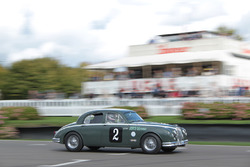 1959 Jaguar Mk1, Anthony Reid