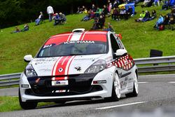 Stephan Zbinden, Renault Clio RS III, Motorsport Team Zbinden