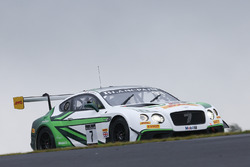 #7 Bentley Team M-Sport Bentley Continental GT3: Стівен Кейн, Венсан Абріль