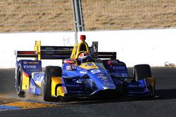 Alexander Rossi, Curb Herta - Andretti Autosport Honda