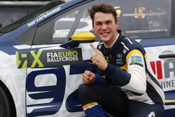 Антон Марклунд, Marklund Motorsport, Volkswagen Polo