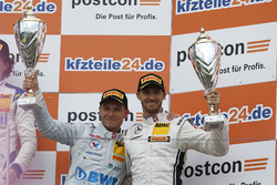 Podium: #26 BWT Mücke Motorsport, Mercedes-AMG GT3: Sebastian Asch, Edoardo Mortara