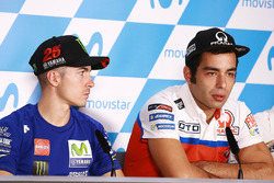 Маверік Віньялес, Yamaha Factory Racing, Даніло Петруччі, Pramac Racing