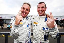 Pole: Mark Farmer, Jon Barnes,  TF Sport